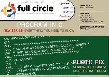 Download full circle magazine issue 17 fandeluxe Images