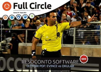 Full Circle Magazine n.74