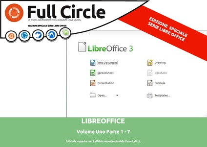 Speciale LibreOffice - volume 1