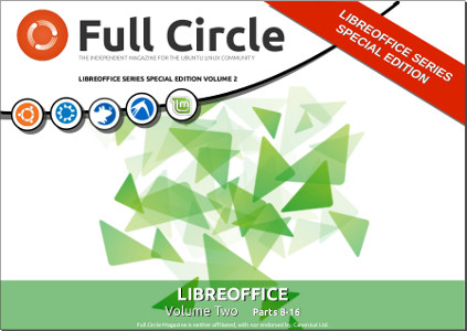 Special Edition - LibreOffice Volume 2 cover