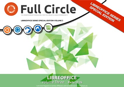 Special Edition - LibreOffice Volume 3 cover