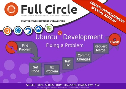Full Circle Magazine  Ubuntu development Special Edition